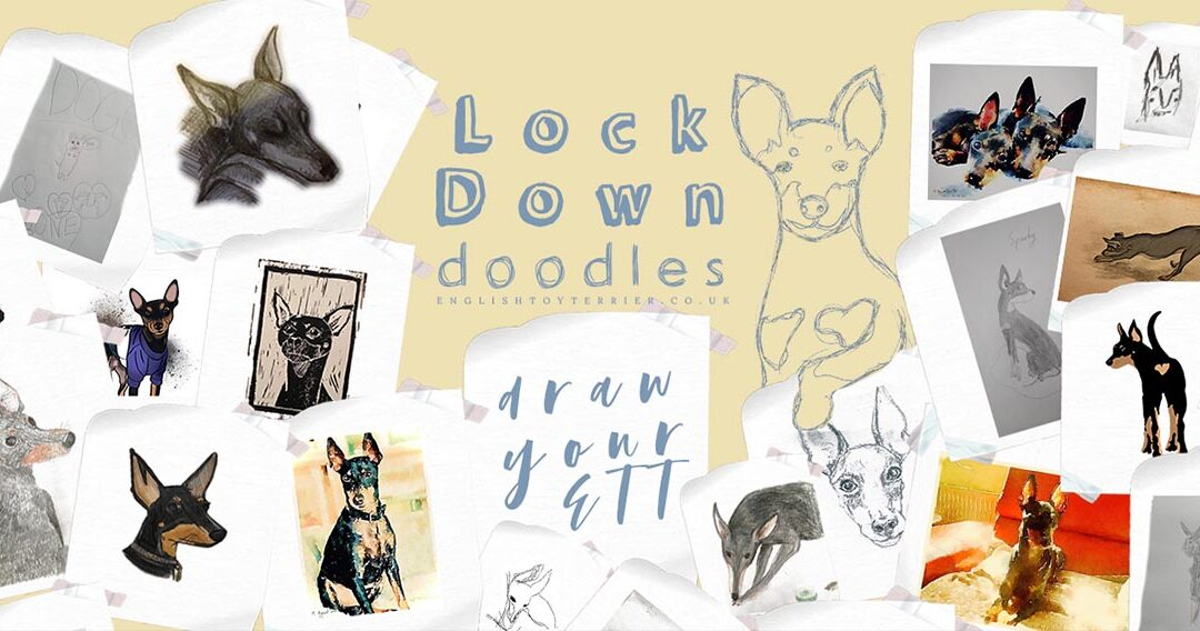 NOW CLOSED: Lockdown Doodles